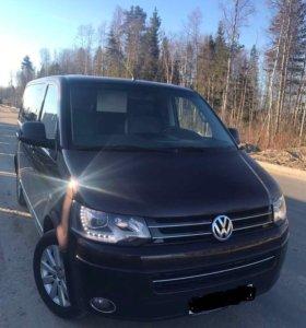 Volkswagen Multivan 2011 года