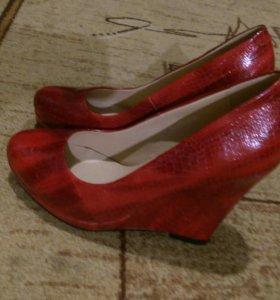 Туфли. 35 размер. Новые!