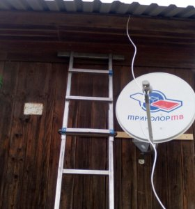 Настройка антенн