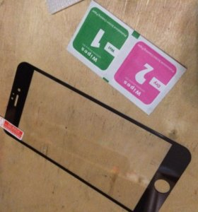 Защитное стекло iPhone 6s+