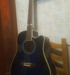 Гитара акустическая Aosen ADS 601 GMBL