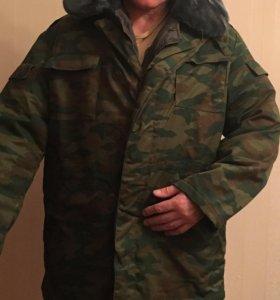 Военный зимне-весенний комплект