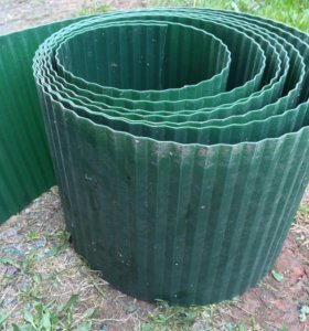 Заборчик для интерьера сада.