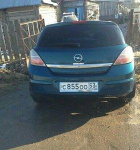 Opel Astra,хетчбэк.