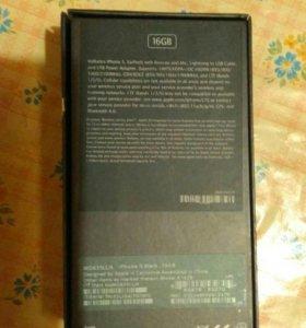 Iphone 5/ 16gb