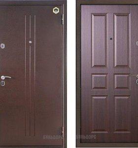 Бульдорс 12С дверь входная