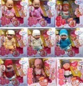 Куклы Baby Doll