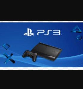 Sony Playstation 3. 500 gb.