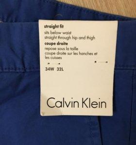 Новые брюки Calvin Klein