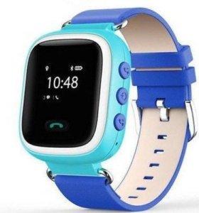 Детские часы с GPS Smart Baby Watch Q60
