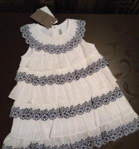 Платье mayoral, новое, 86 см
