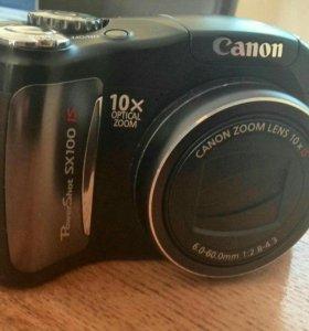Фотоаппарат Canon SX100 is