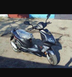 Скутер Amb zx50