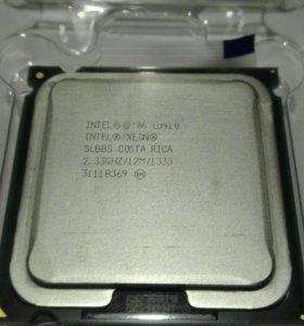 Intel Xeon L5410, 4 ядра, 775 сокет