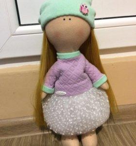 Интерьерная кукла 👧🏼🎀