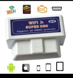Elm 327 wifi автосканер
