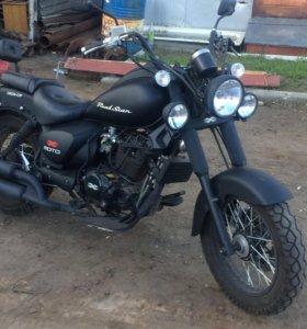 xmotoroadstar250