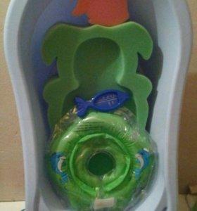 Ванночка для новорожденного