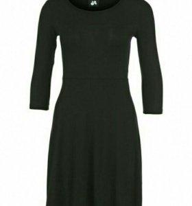 Платье черное новое