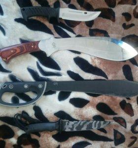 Ножи, Мачеты