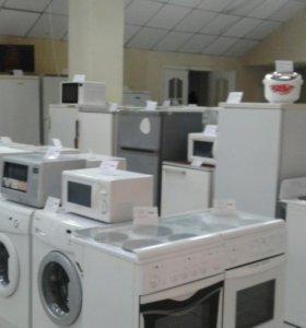 Холодильники, печи, стиральные машинки