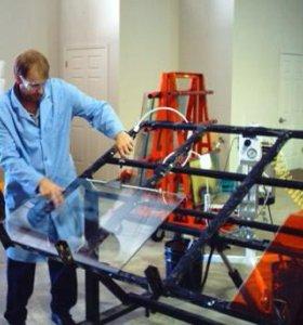 Оборудование для производства плоского триплекса