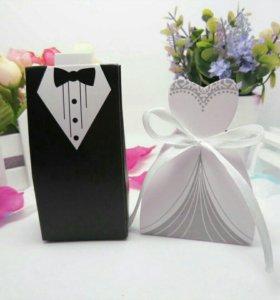 Бонбоньерки на Свадьбу (подарок гостям)