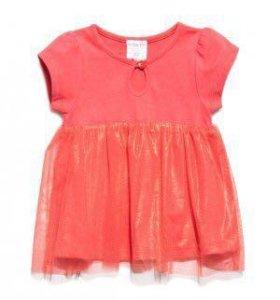 Платье на малышку 62-68 см