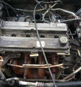 Двигатель кпп мондео 1 и 2