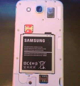 Samsung galaxy. Mega