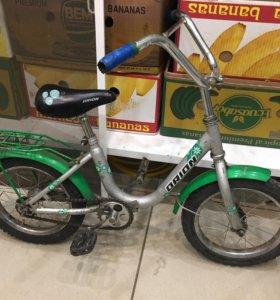 Продам велосипед в хорошем состоянии 1700