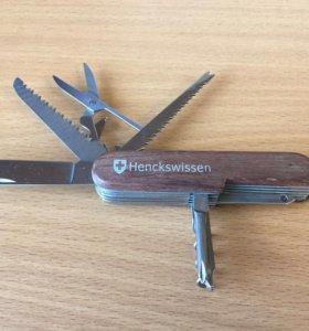 перочинный нож Henckswissen