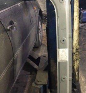 Задняя панель кузова VW Polo 6RU 813 309A