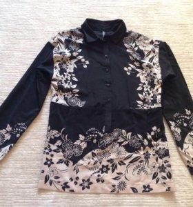 Стильная блуза