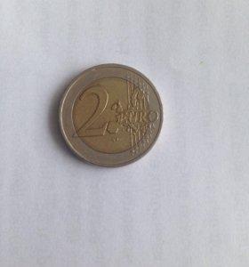 Монета 2 евро (2006)