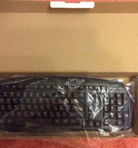 Беспроводная клавиатура + мышь