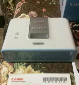 Фотопринтер Canon SELPHY CP510