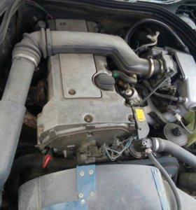 Двигатель 2.0...2.2 бензин для мерседес с 180