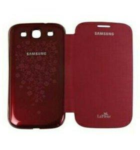 Чехол-книжка для Samsung Galaxy S3