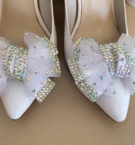 Свадебные, вечерние, выпускные туфли