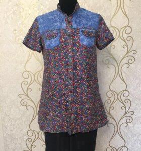Рубашка туника женская новая