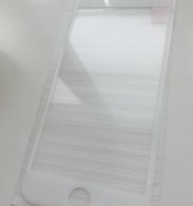 3D плёнки ,белая и золотистая на iPhone 6-6s