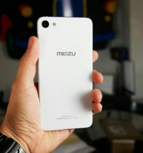 Meizu U10 2/16GB white НОВЫЙ