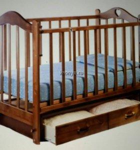 Кроватка для новорождённого