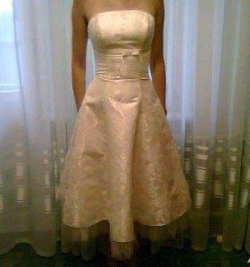 Платье, идеально для выпускного