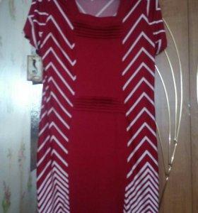 Платье элегантное на женщину новое!!!
