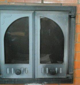 Дверца печи
