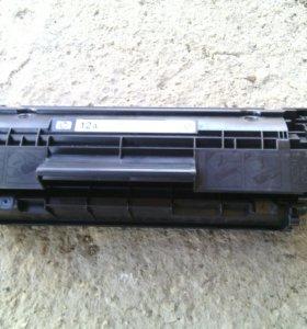 Картридж HP LazerJet 12A