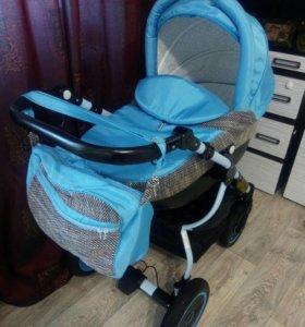 Детская коляска Lonex Speedy V Light 2 в 1