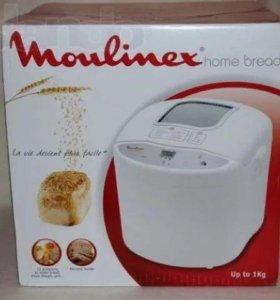 Хлебопечка мулинекс